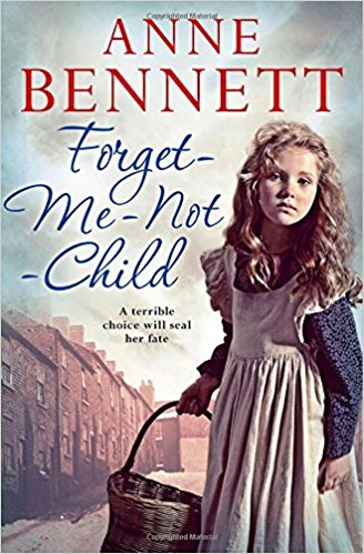 Anne Bennet - Forget me not child