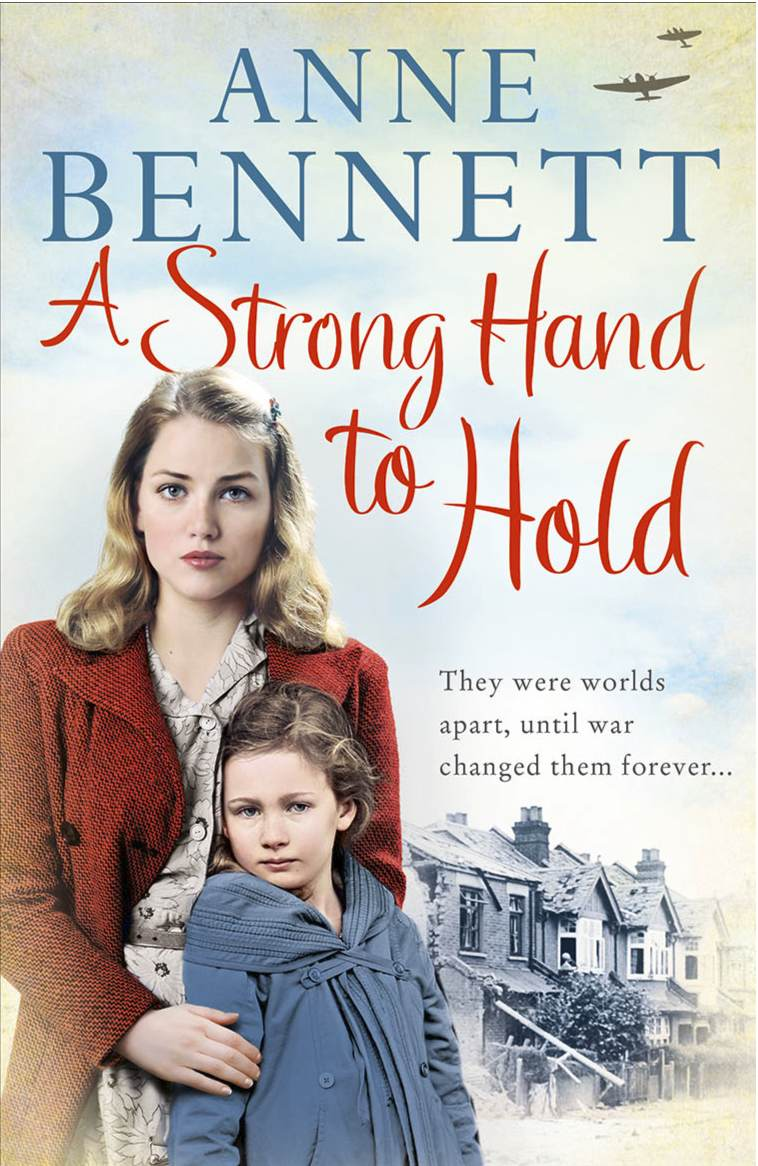 Anne Bennett - A Strong Hand to Hold