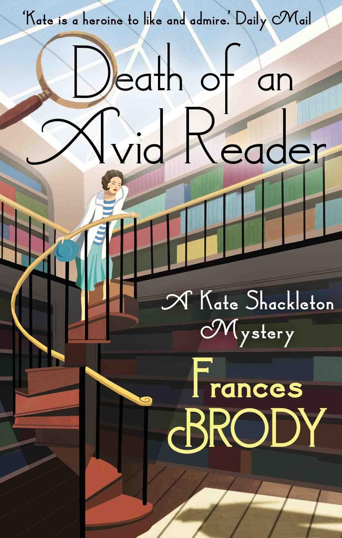 Frances Brody - Death Avid Reader