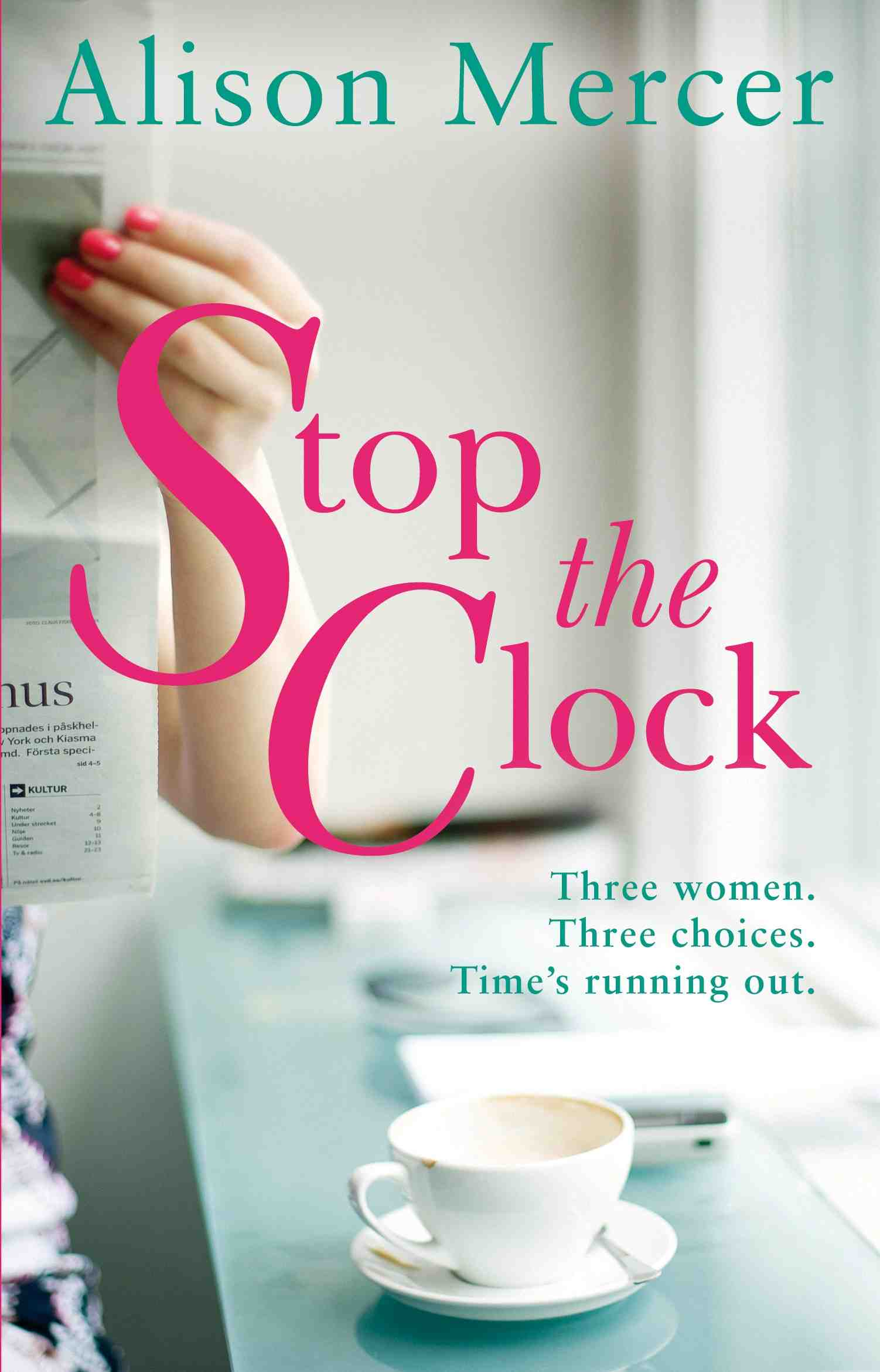 Stop the Clock cover