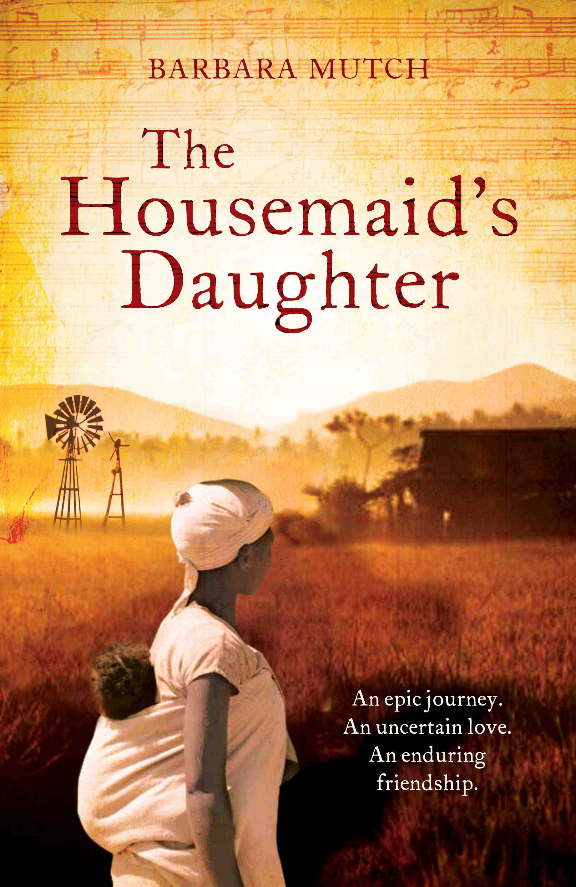 housemaid's daughter cover